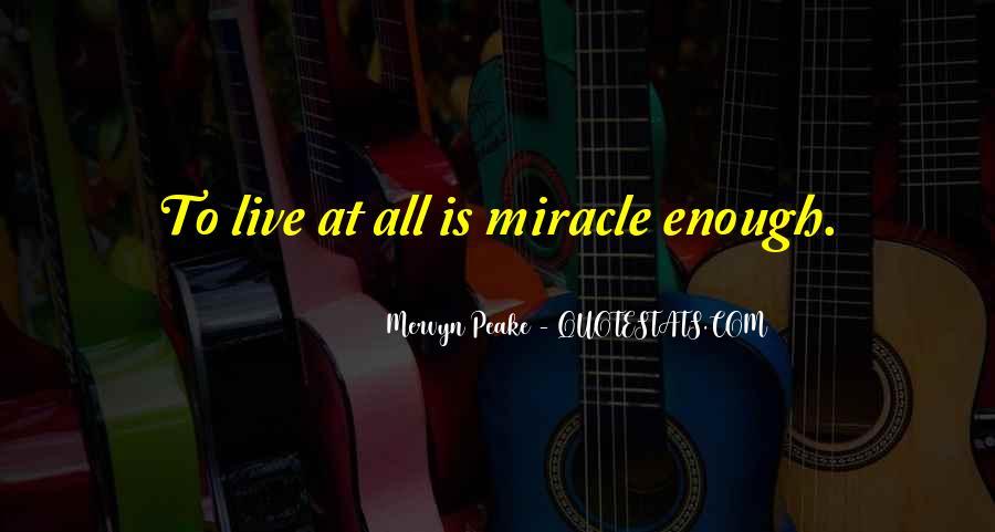 Mervyn Peake Quotes #754791