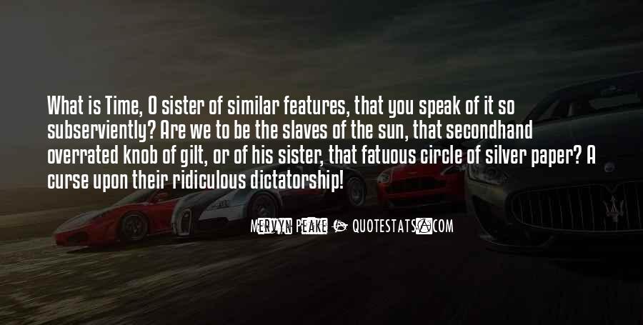 Mervyn Peake Quotes #895010