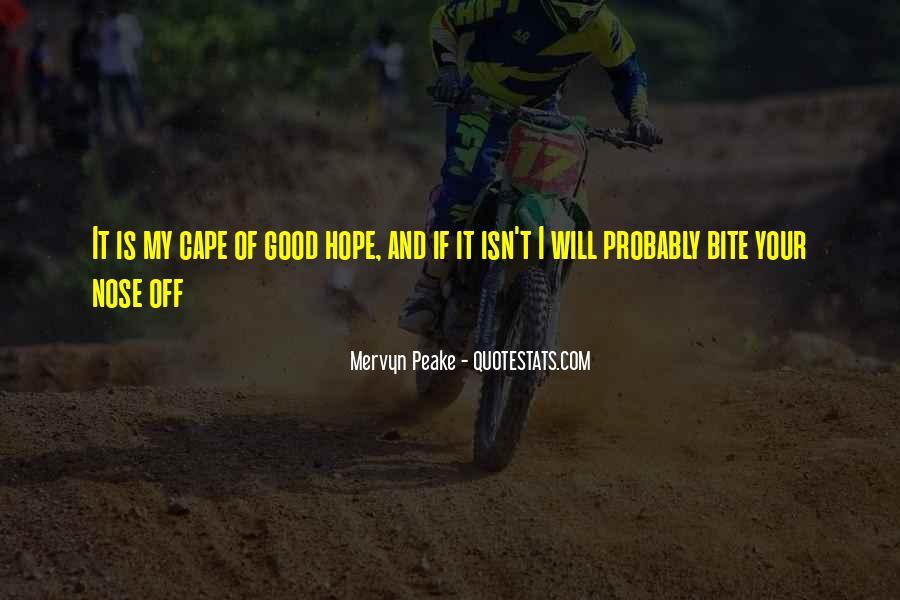 Mervyn Peake Quotes #897299