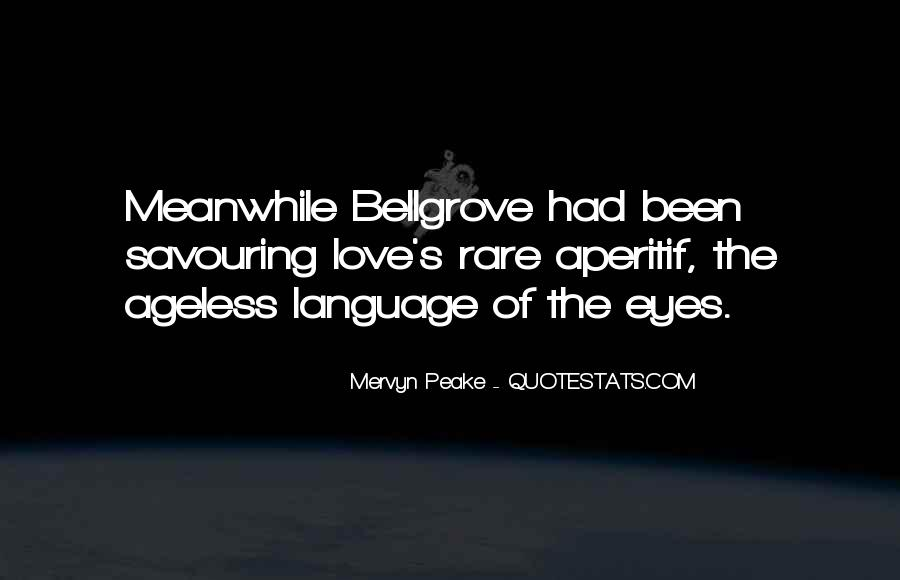 Mervyn Peake Quotes #902516