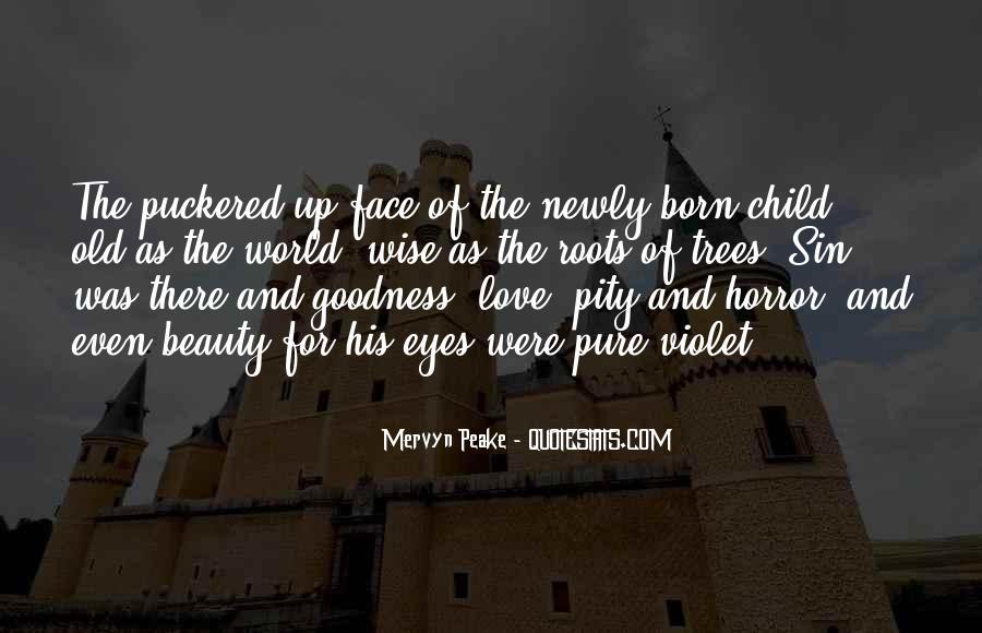 Mervyn Peake Quotes #927642