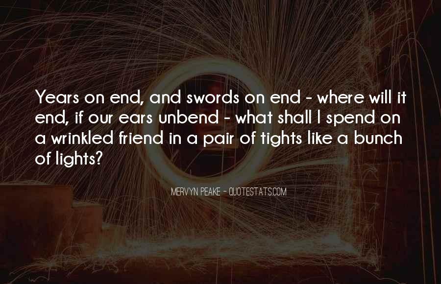 Mervyn Peake Quotes #951406