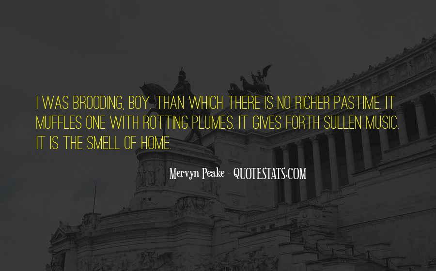 Mervyn Peake Quotes #951911