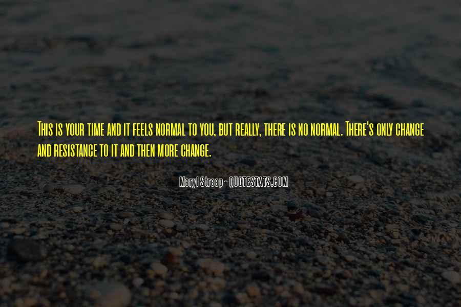 Meryl Streep Quotes #1052371