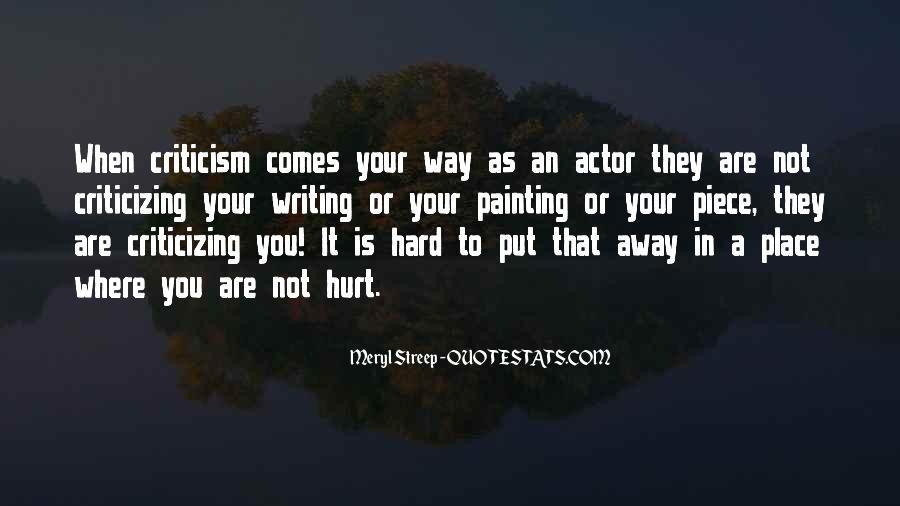 Meryl Streep Quotes #1225328