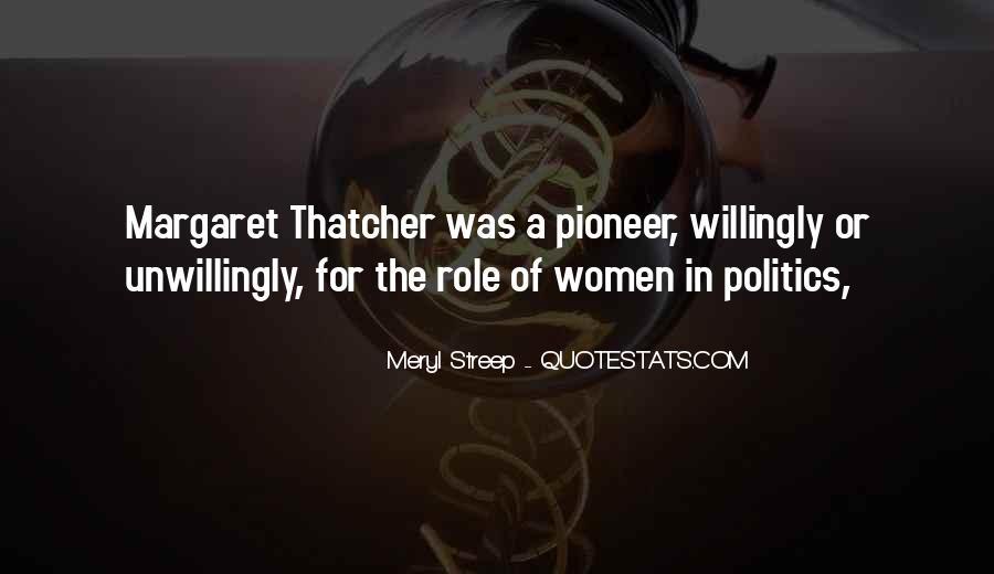 Meryl Streep Quotes #1275770