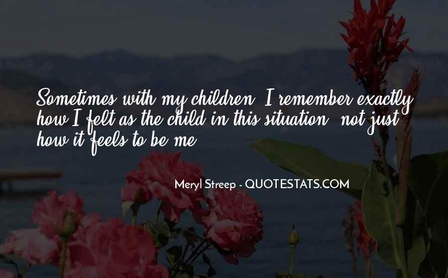 Meryl Streep Quotes #1325586