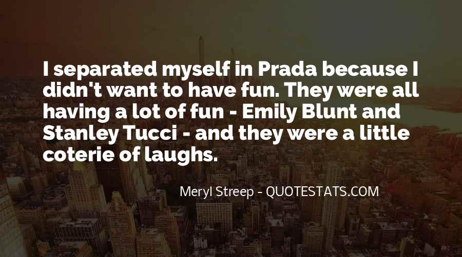 Meryl Streep Quotes #1463388