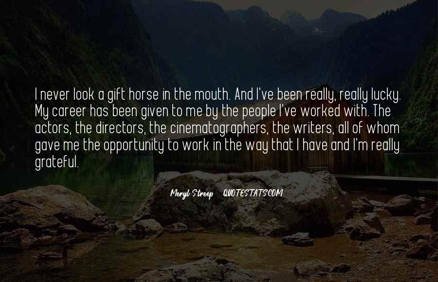 Meryl Streep Quotes #1577600
