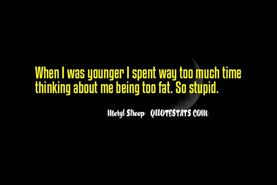 Meryl Streep Quotes #1642673