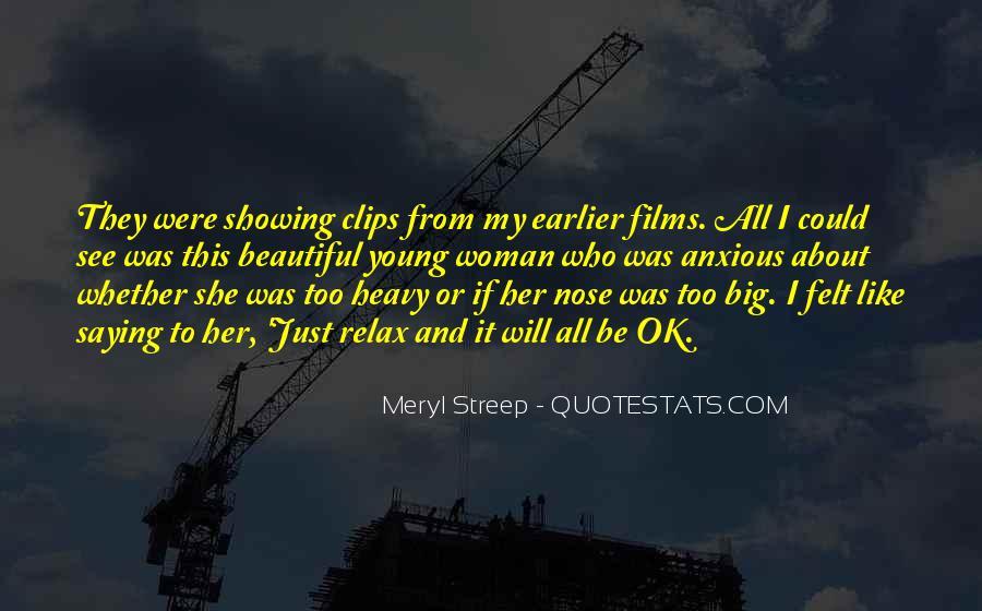 Meryl Streep Quotes #1649985