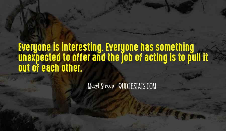 Meryl Streep Quotes #1654127
