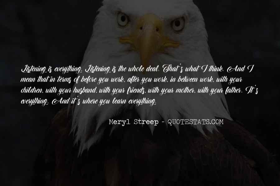 Meryl Streep Quotes #1848834