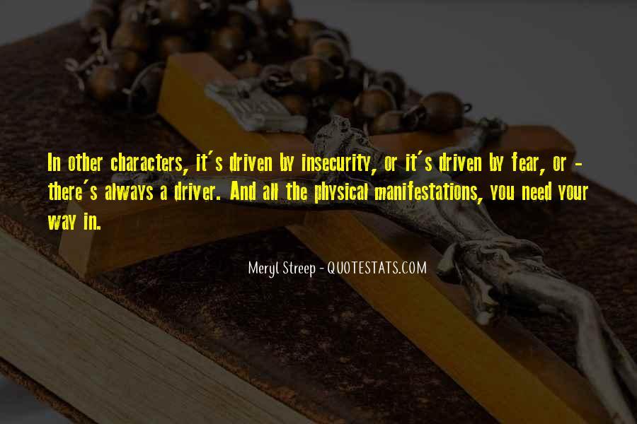 Meryl Streep Quotes #236771