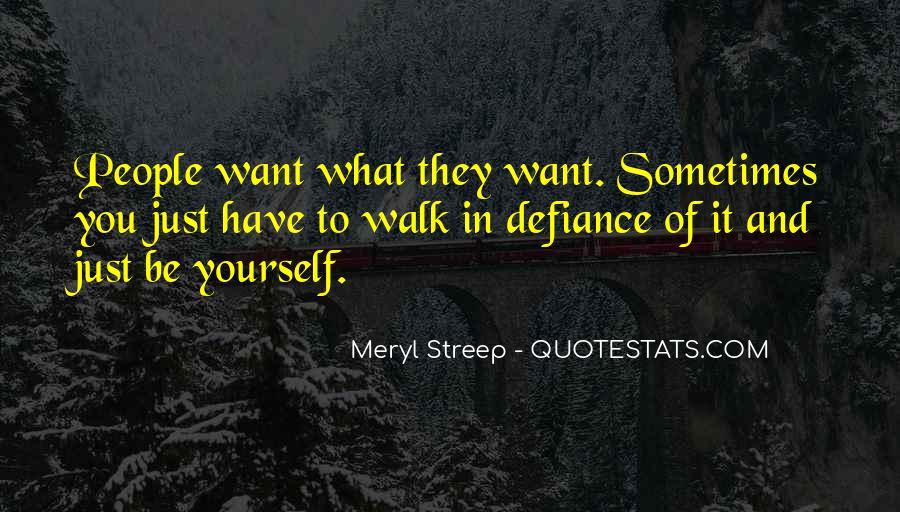 Meryl Streep Quotes #79971