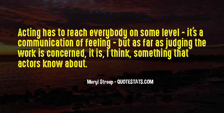 Meryl Streep Quotes #863879