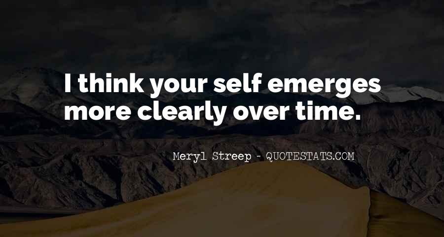 Meryl Streep Quotes #932084
