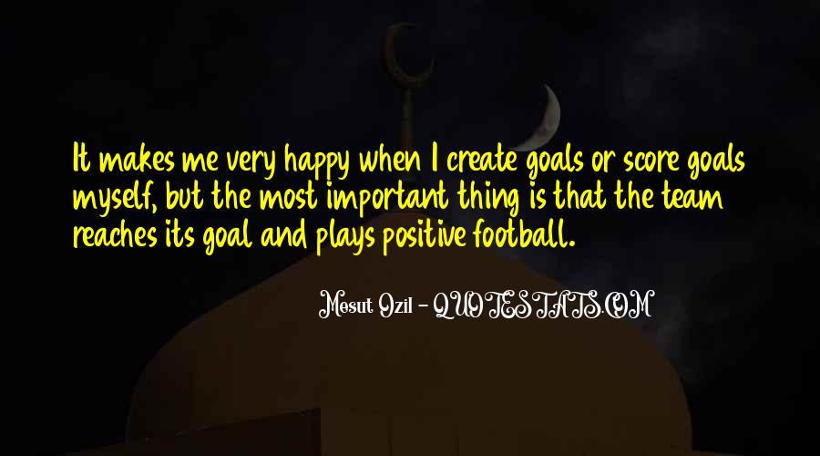 Mesut Ozil Quotes #1025223