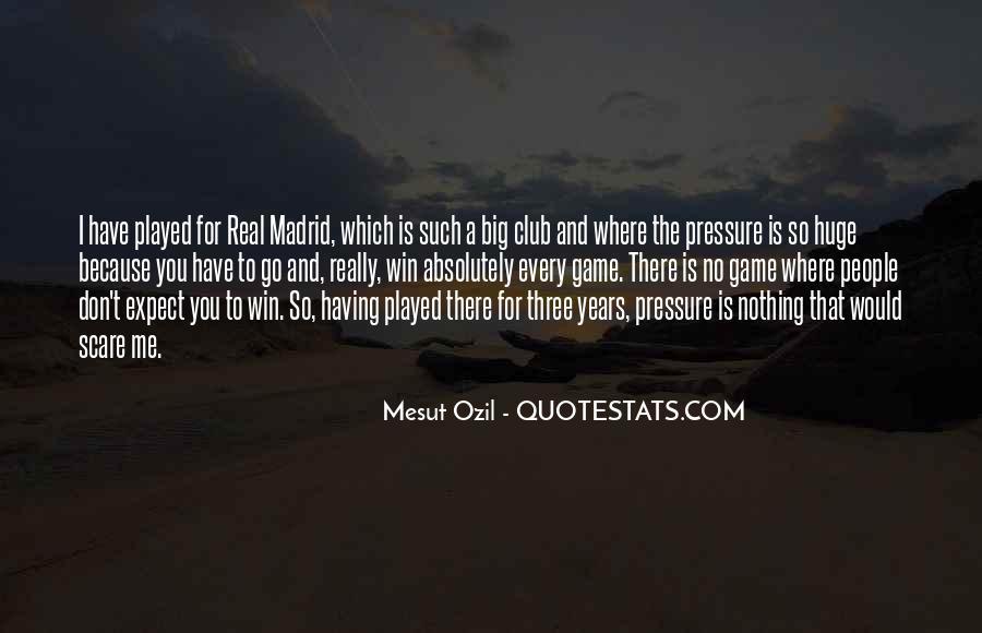 Mesut Ozil Quotes #1025940