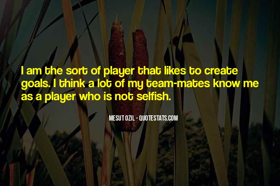 Mesut Ozil Quotes #1351841