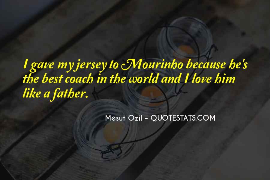 Mesut Ozil Quotes #1773401
