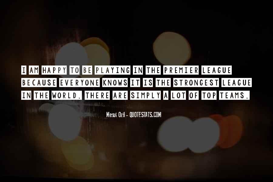Mesut Ozil Quotes #59718