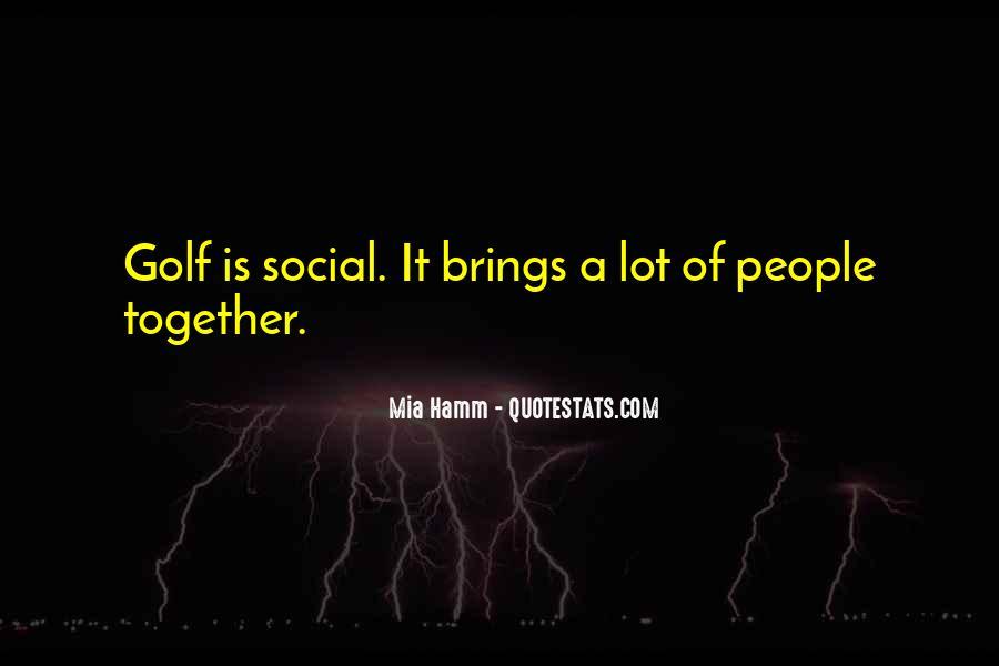 Mia Hamm Quotes #1036853