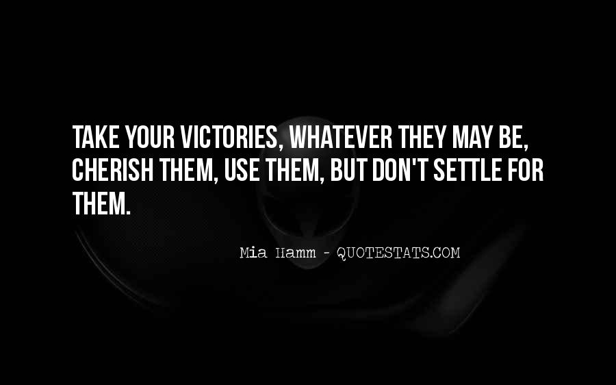 Mia Hamm Quotes #1108018