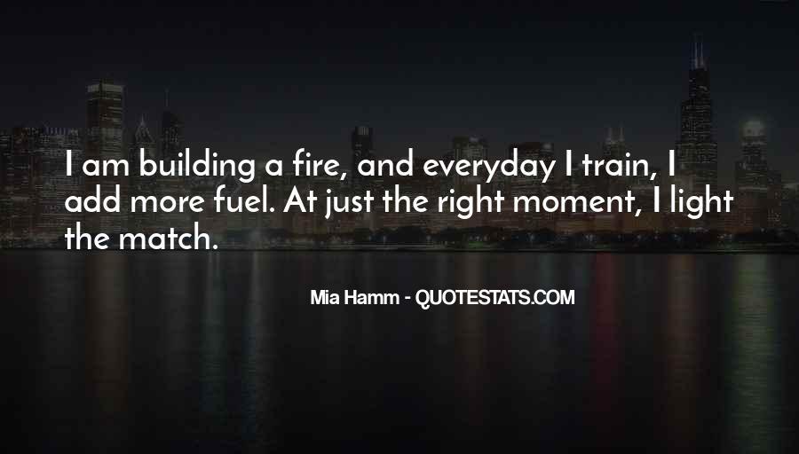 Mia Hamm Quotes #1132512