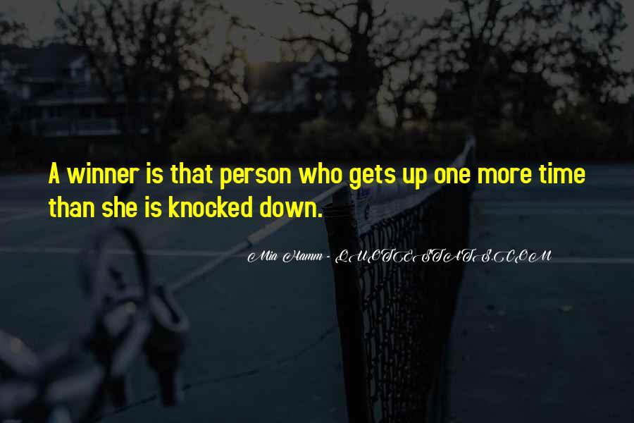 Mia Hamm Quotes #1224295