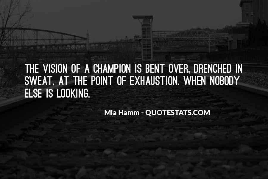 Mia Hamm Quotes #1230908