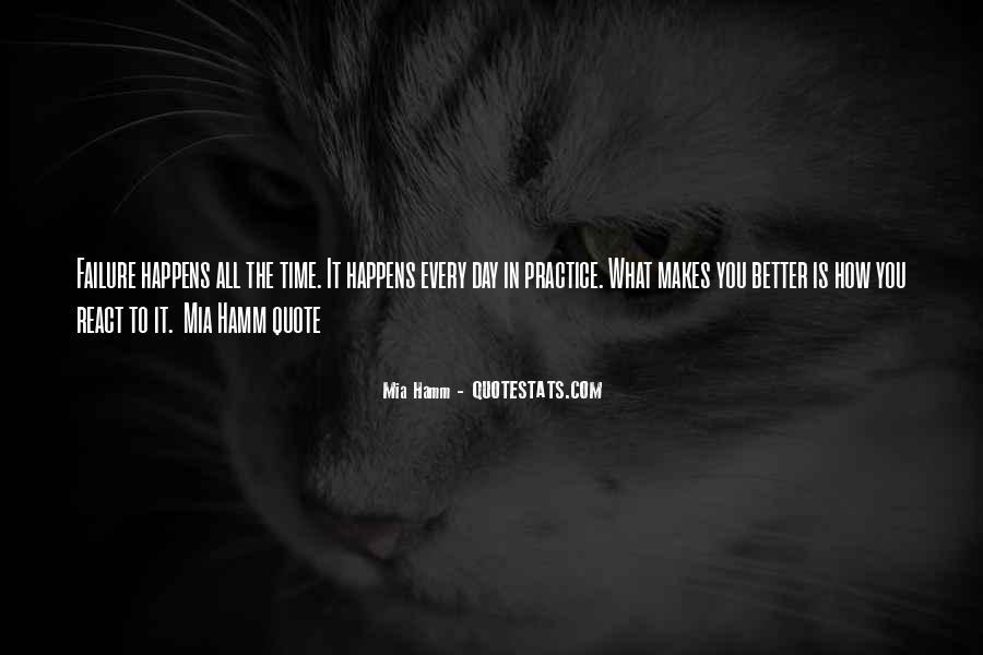 Mia Hamm Quotes #1451172