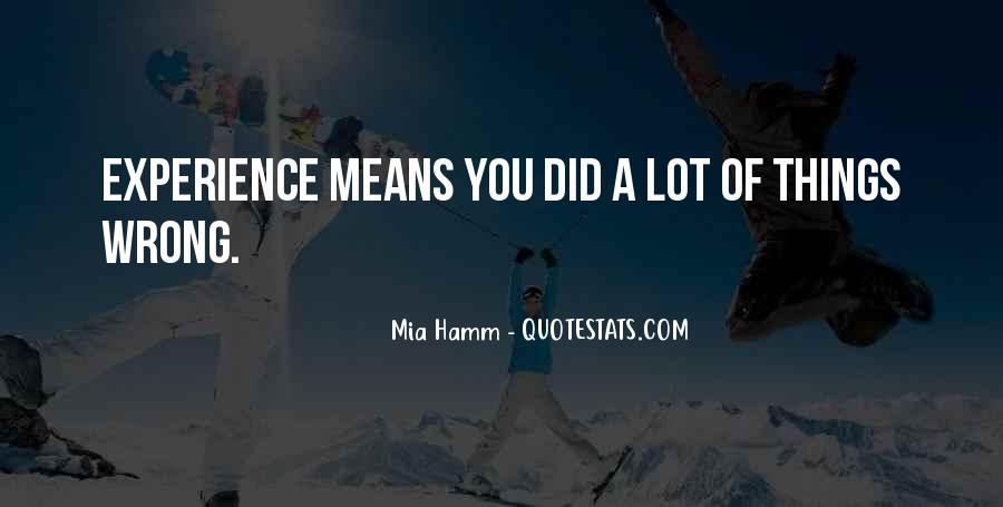 Mia Hamm Quotes #1544832