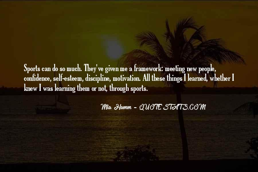 Mia Hamm Quotes #1600160