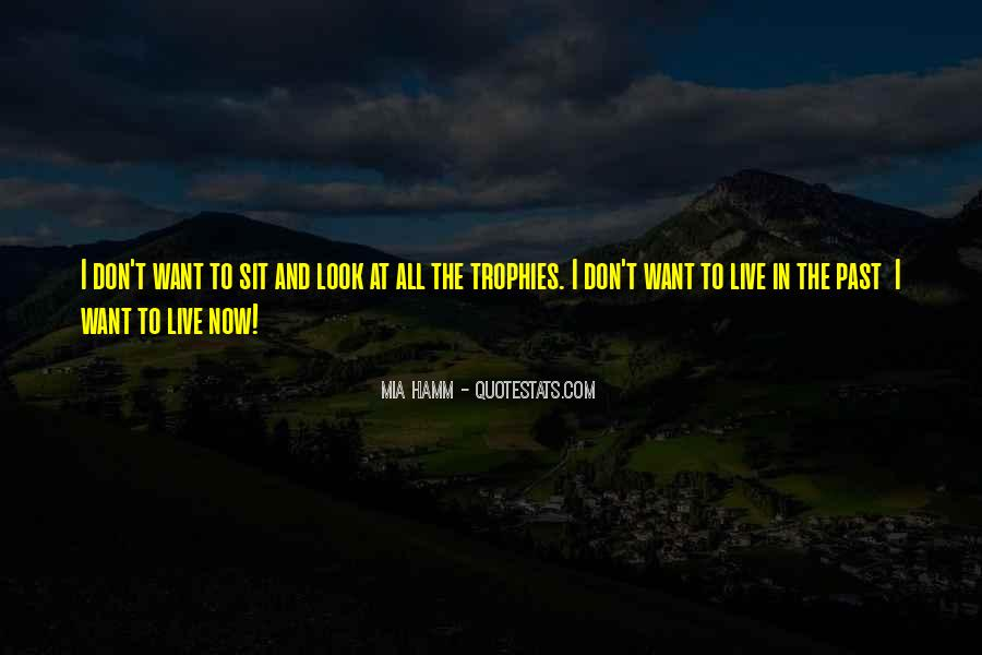 Mia Hamm Quotes #160041