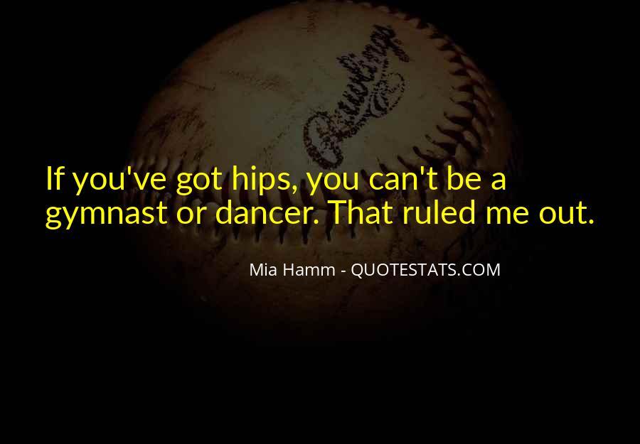 Mia Hamm Quotes #1623367