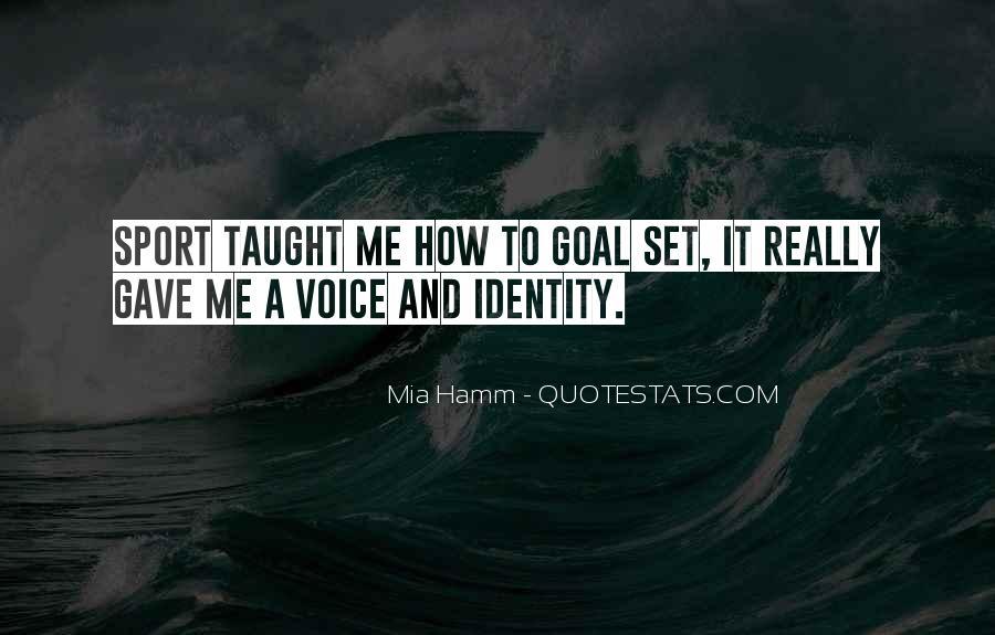 Mia Hamm Quotes #1666854