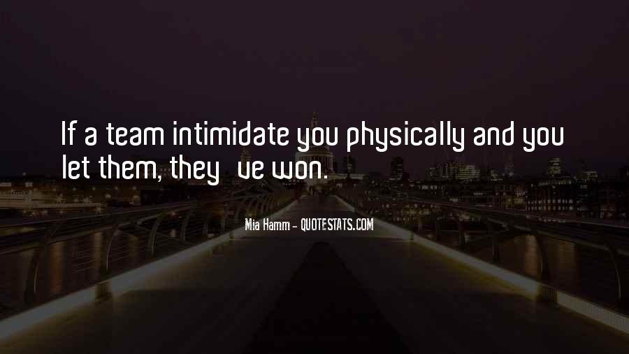Mia Hamm Quotes #244894