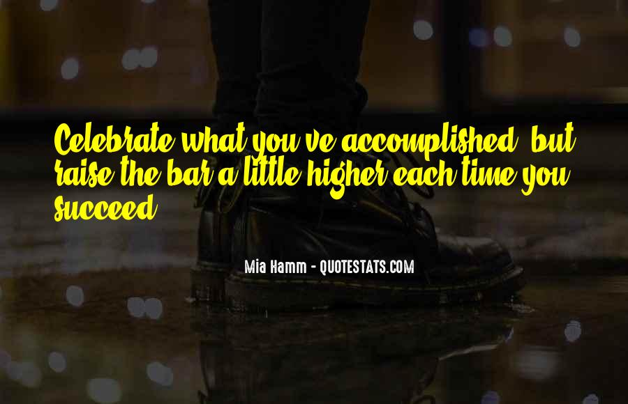 Mia Hamm Quotes #513773