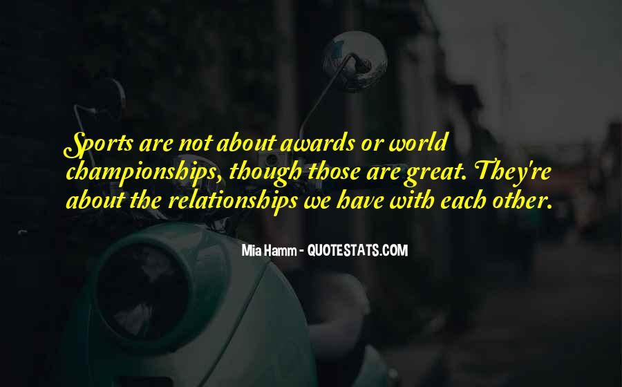 Mia Hamm Quotes #517961