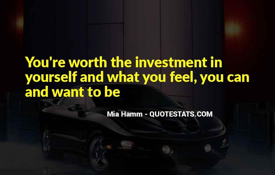 Mia Hamm Quotes #671619