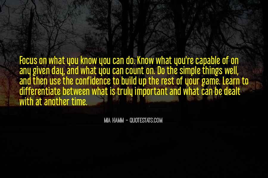 Mia Hamm Quotes #709783