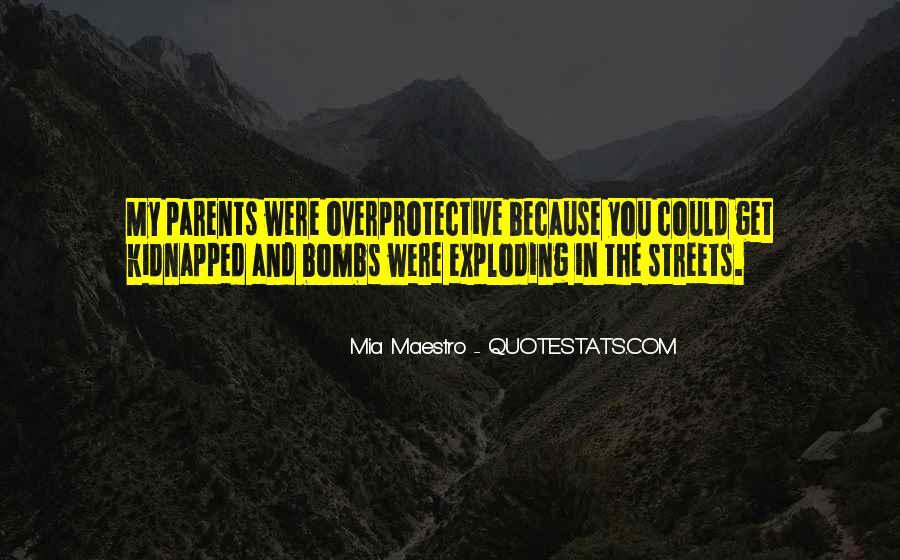 Mia Maestro Quotes #110676