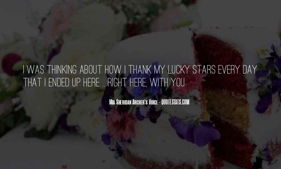 Mia Sheridan Archer's Voice Quotes #1043577
