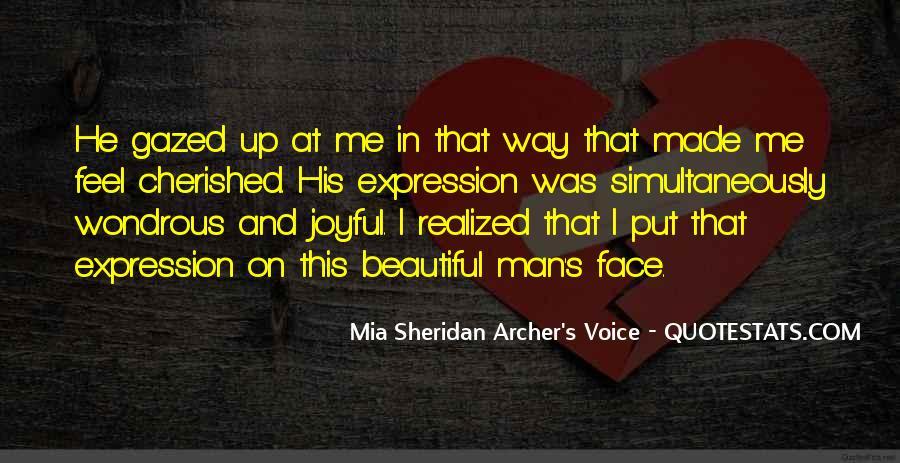 Mia Sheridan Archer's Voice Quotes #129156