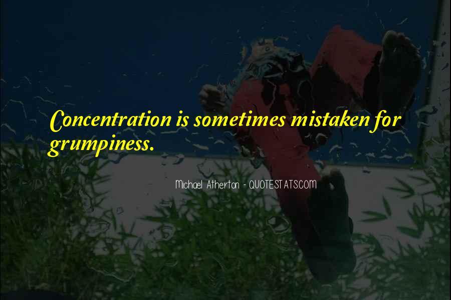 Michael Atherton Quotes #1413093