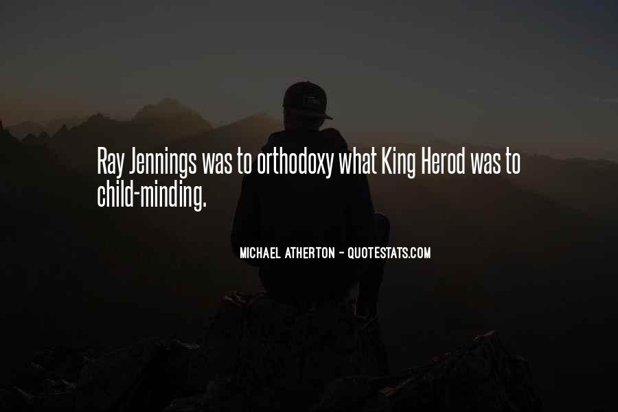 Michael Atherton Quotes #1563162