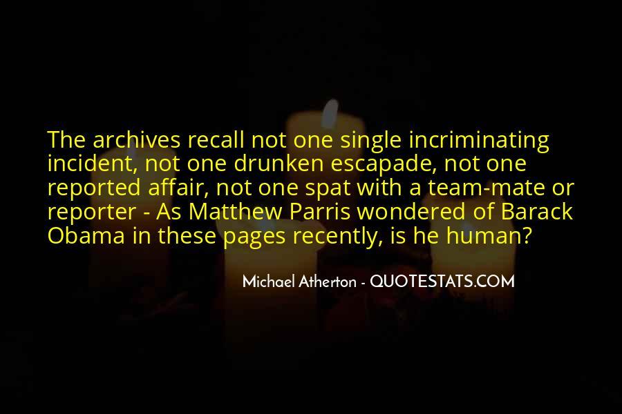 Michael Atherton Quotes #341143