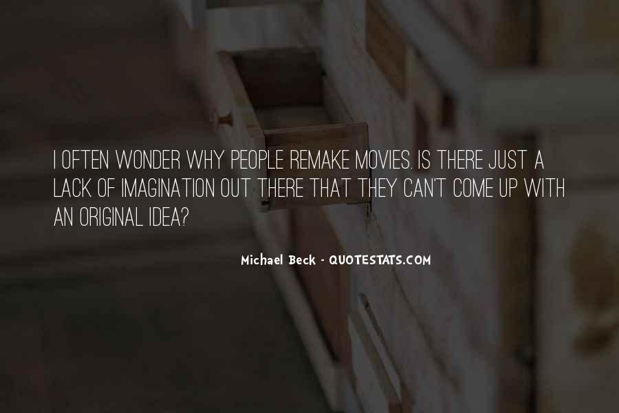 Michael Beck Quotes #1557284