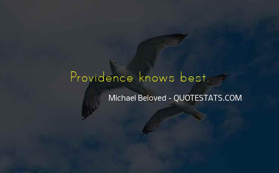 Michael Beloved Quotes #1141558